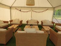Marquee Rattan Sofas