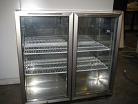 Williams Stainless Steel Double Door Back Bar Chiller