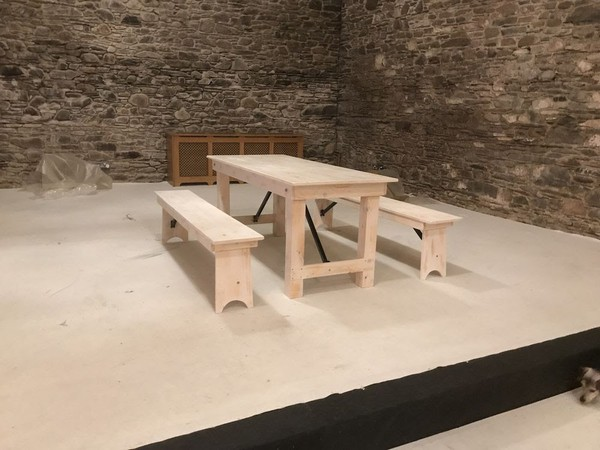 Trestle Table Sets