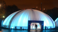 14m Dome marquee for sale