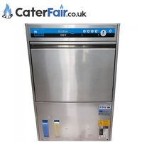 Meiko EcoStar 530 F Glasswasher and Built in Water Softner