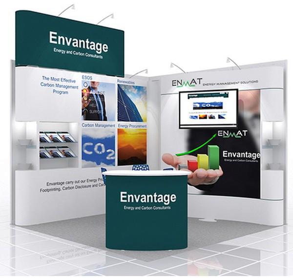 Folding Prestige Exhibition Stand