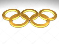 Olympic rings for sale