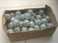 Mini mirror balls for sale