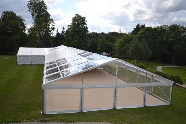12m Framed marquees