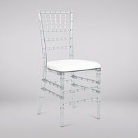 250x Ice / Clear Chiavari Chairs