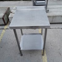 Used Stainless Steel Table (7881)