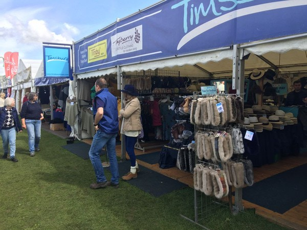 Show stand marquee