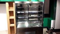Stainless steel muli deck fridge