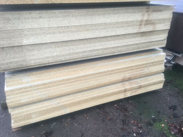 2m x 3m chipboard sheets