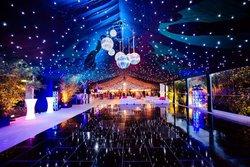 15m Black starcloth for sale