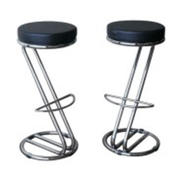 Z frame bar stool