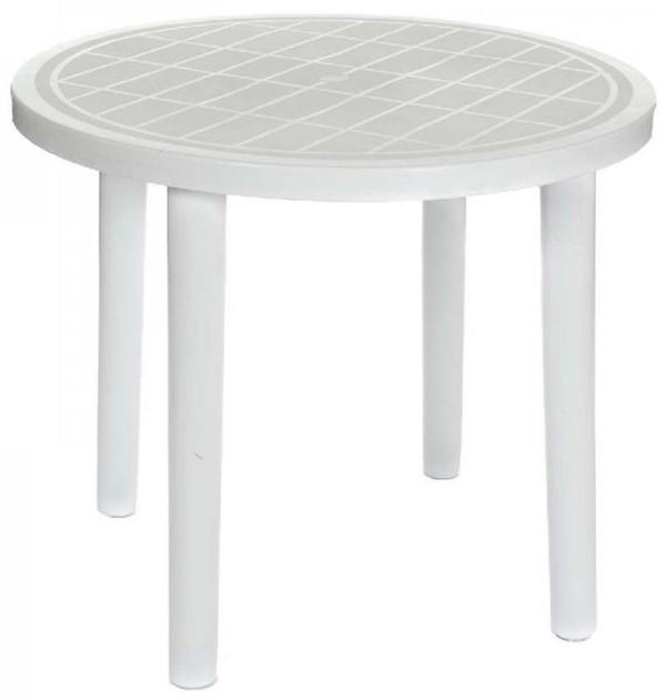 New Tissa White Patio Tables
