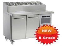 B Grade prep fridge for sale