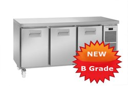 B Grade  Counter / prep fridge