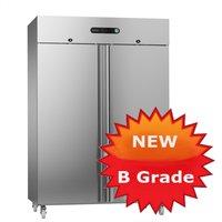 B Grade Double door freezer