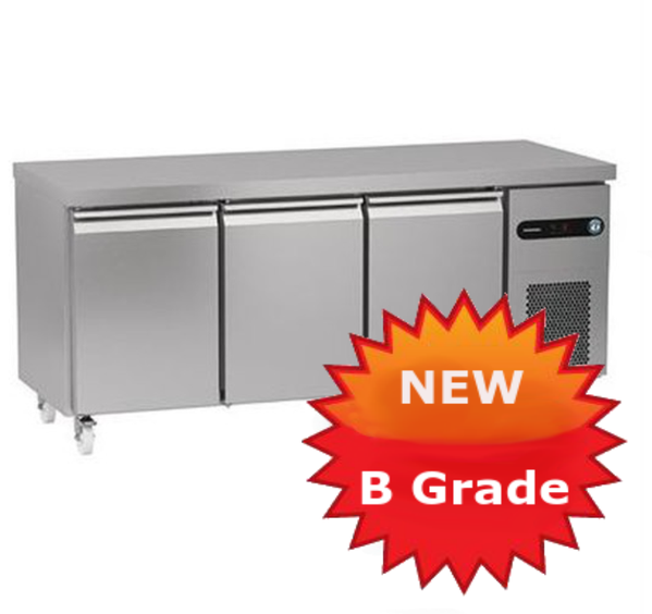 B Grade counter fridge