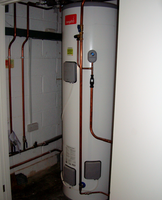 Unvented cylinder for sale