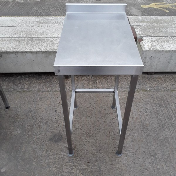 Used Stainless Steel Table (7908)