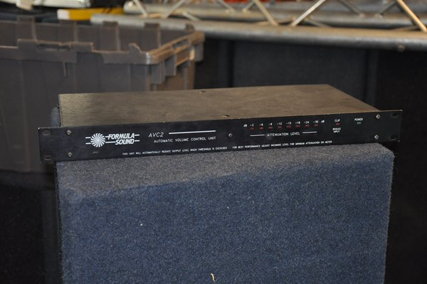 Formula Sound AVC2