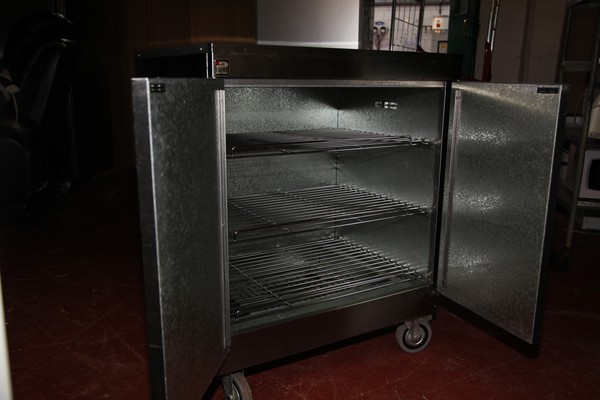 Used Parry 1888 hot cupboard