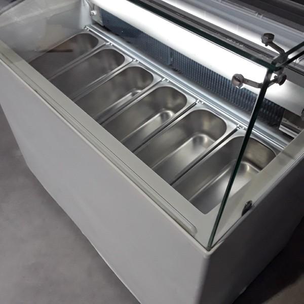 Used Mondial E1410S0000 Ice Cream Display Freezer (7911)