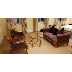Ex hotel sofa set