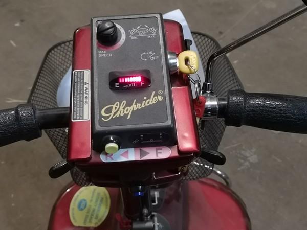 Full batteries