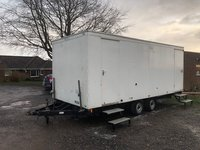 4 + 3 Toilet trailer for sale