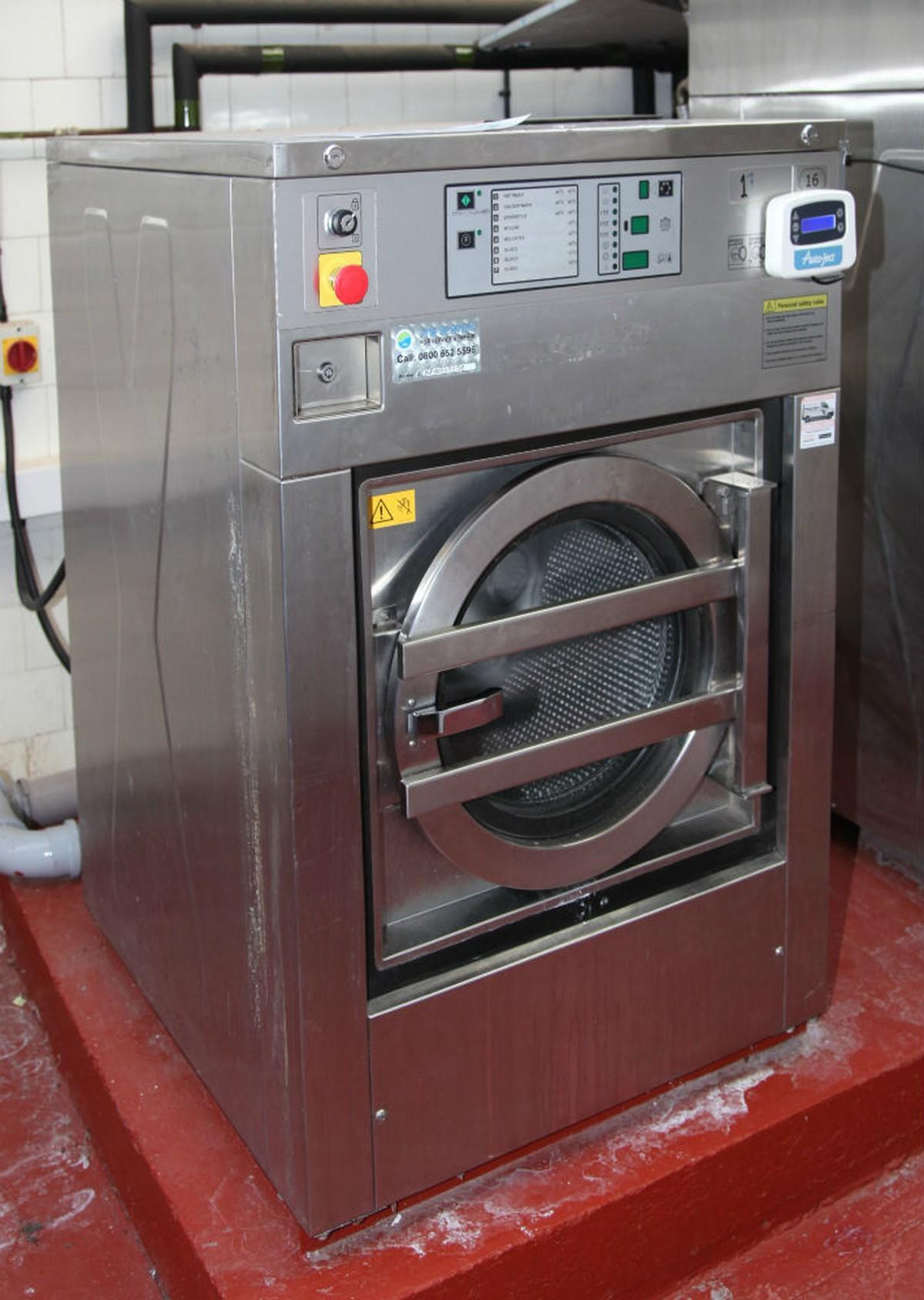 5017bb3b20afda Secondhand Catering Equipment   Laundry Equipment   Primus FS16 16Kg ...
