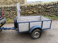 750kg car trailer for sale