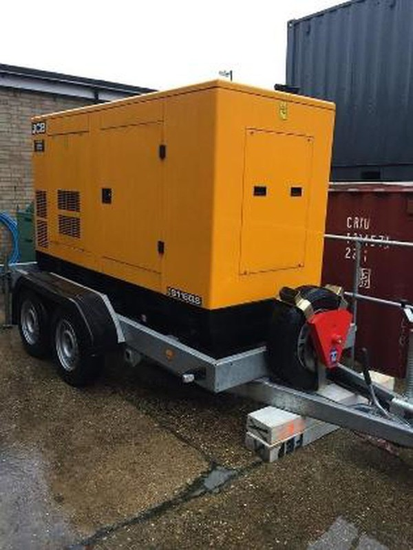 JCB 100kva Generator