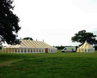 Traditional vintage style Marquees and accessories