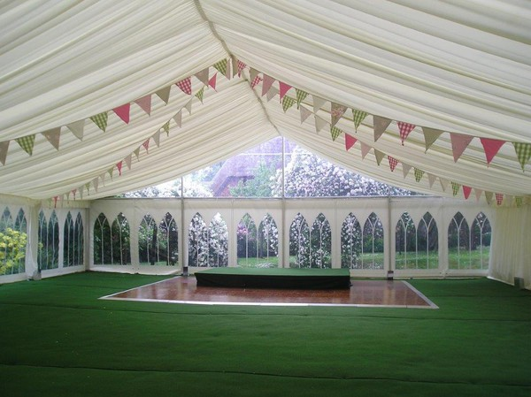 12m Wedding marquee hire