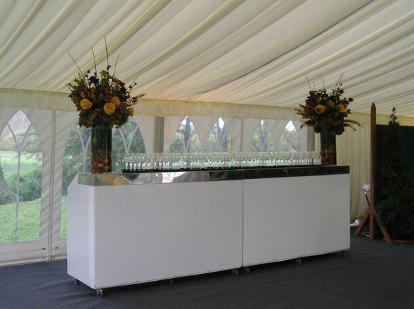 Hampshire event hire business for sale