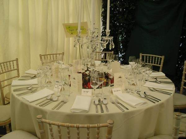 Hampshire wedding hire business for sale