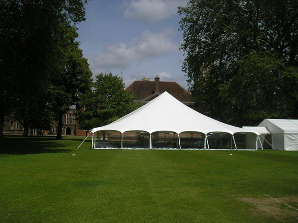 Custom Covers / Tectonics framed marquees