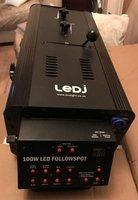 LEDJ FS100 LED Followspot
