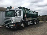 Vacuum tanker truck for sale