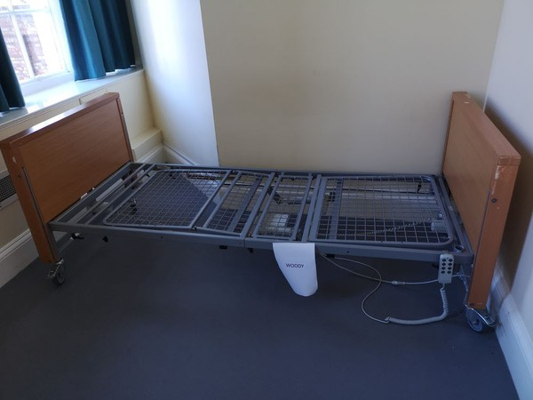 Secondhand Profiling Medical Bed