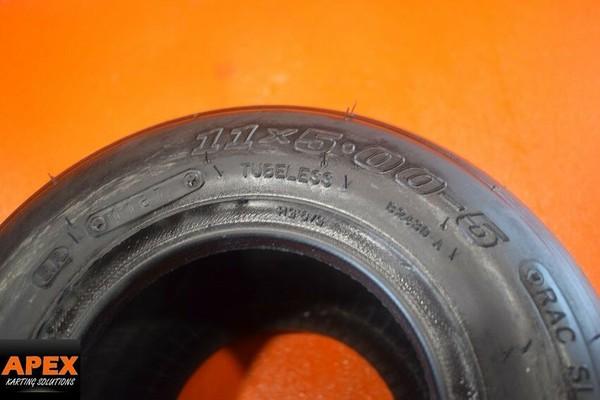 Used kart tyres