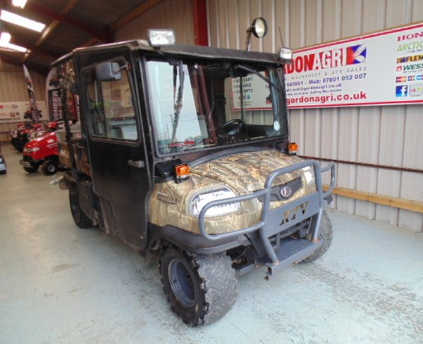 Used Utility Vehicle