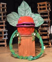 Large Audrey II - Little shop of Horrors