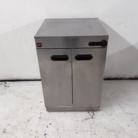 Used Parry Stainless Steel Hot Cupboard (7950)