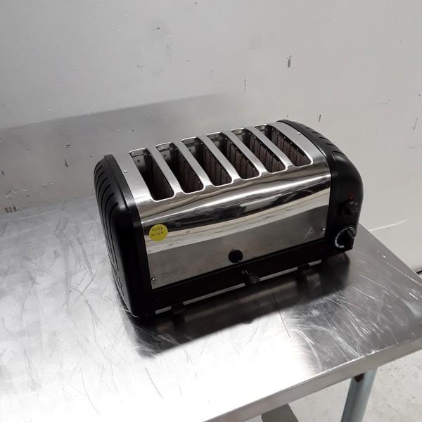 Used Dualit D6BMHA 6 Slot Toaster (7956)