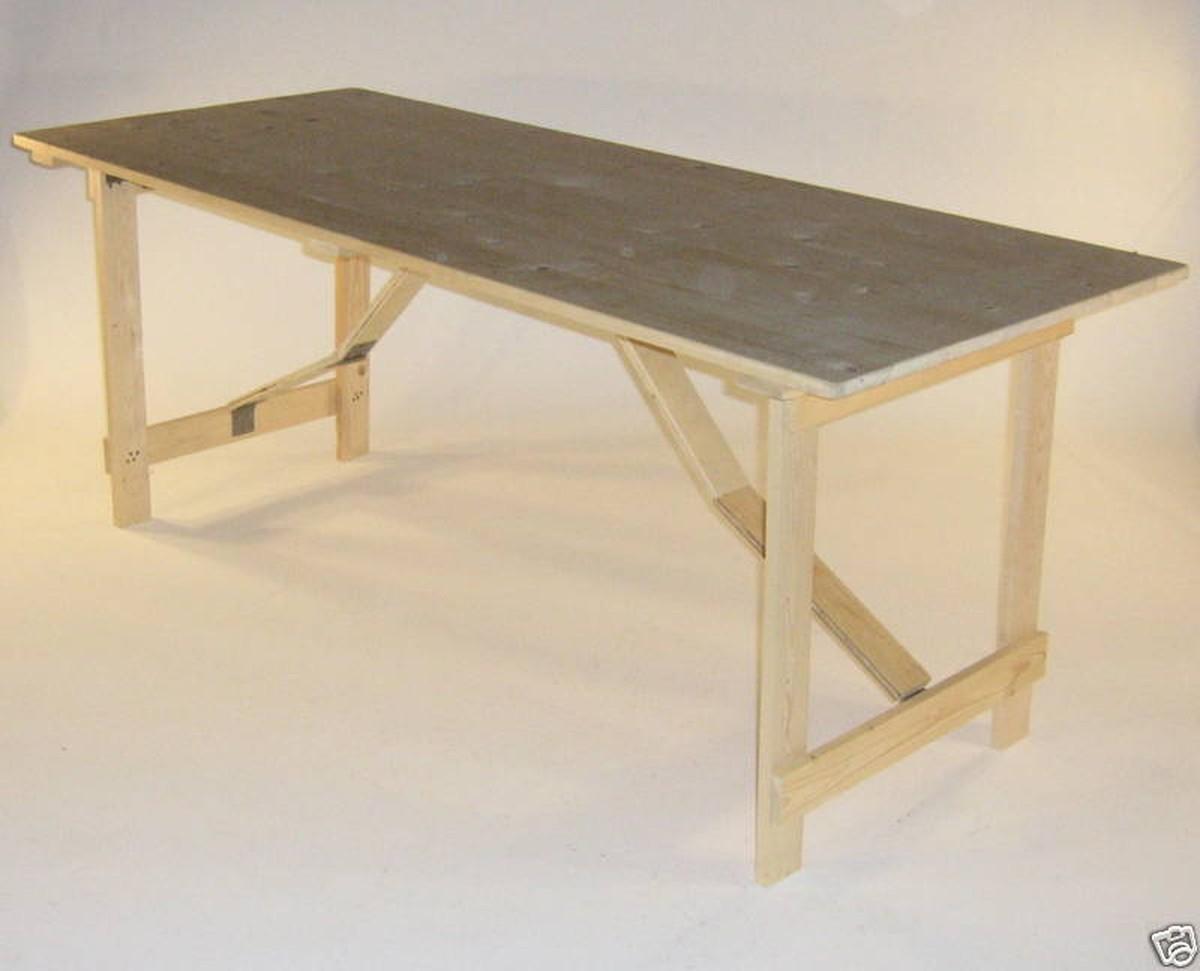 Used Trestle Tables #12 - ... Trestle Tables Trestles Tables