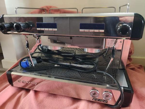 Conti CC100 Espresso Coffee Machine - 2 Group
