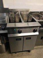 Lincat Double Fryer Opus 8800 OE8113