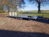 Tilt bed trailer for sale