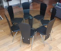 Frag - Vintage dining table and chairs